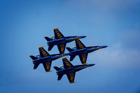 Blue Angels Formation-Edit