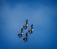 Blue Angels Power Climb